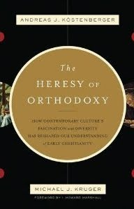 Book Review: The Heresy of Orthodoxy by Andreas J. Köstenberger & Michael J. Kruger
