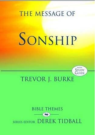 Book Note: Trevor Burke on the Message of Sonship