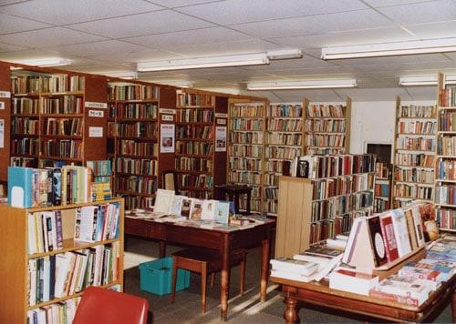 Book Aid London – a Hidden Gem of a Theological Bookshop