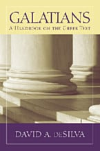 David A. deSilva, Galatians: A Handbook on the Greek Text.