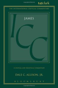 James Allison, International Critical Commentary on James