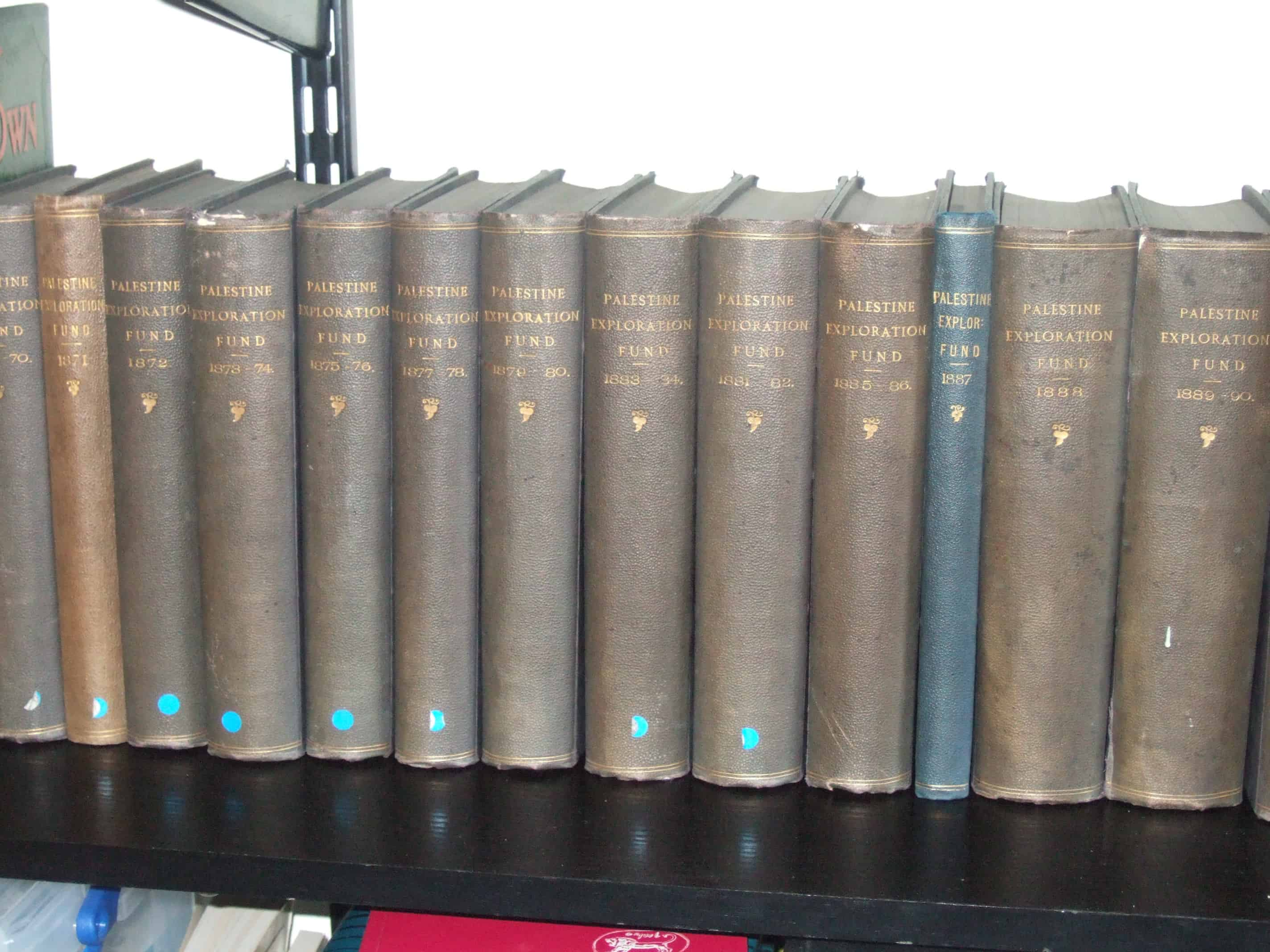 Journals needed for Digitisation