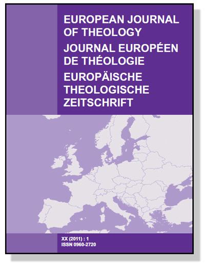 European Journal of Theology