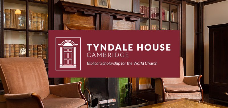 Tyndale House News - December 2016