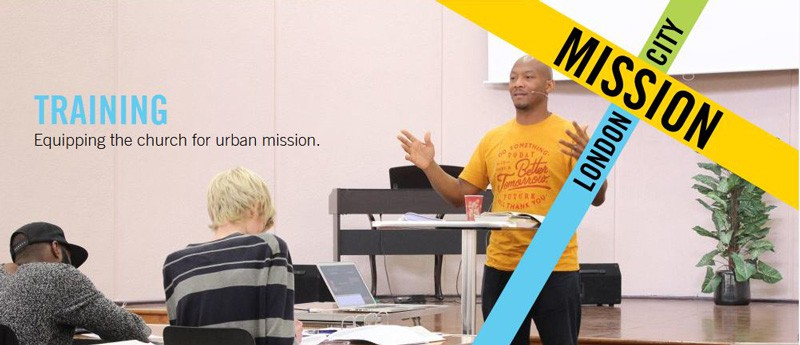 London City Mission Training