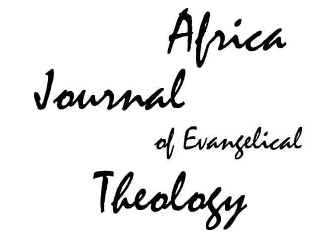 Africa Journal of Evangelical Theology
