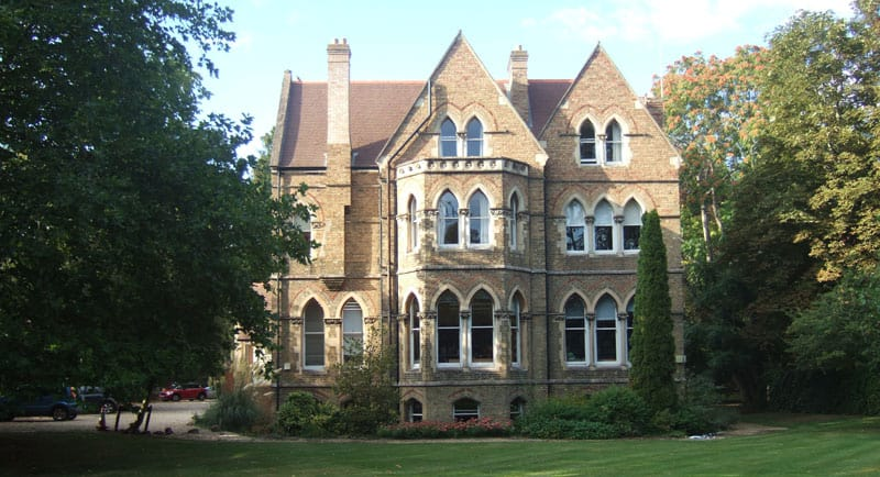 Wycliffe Hall Library