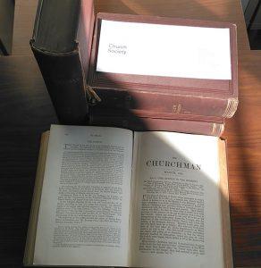 The Churchman journal