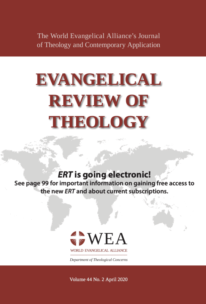 Evangelical Review of Theology