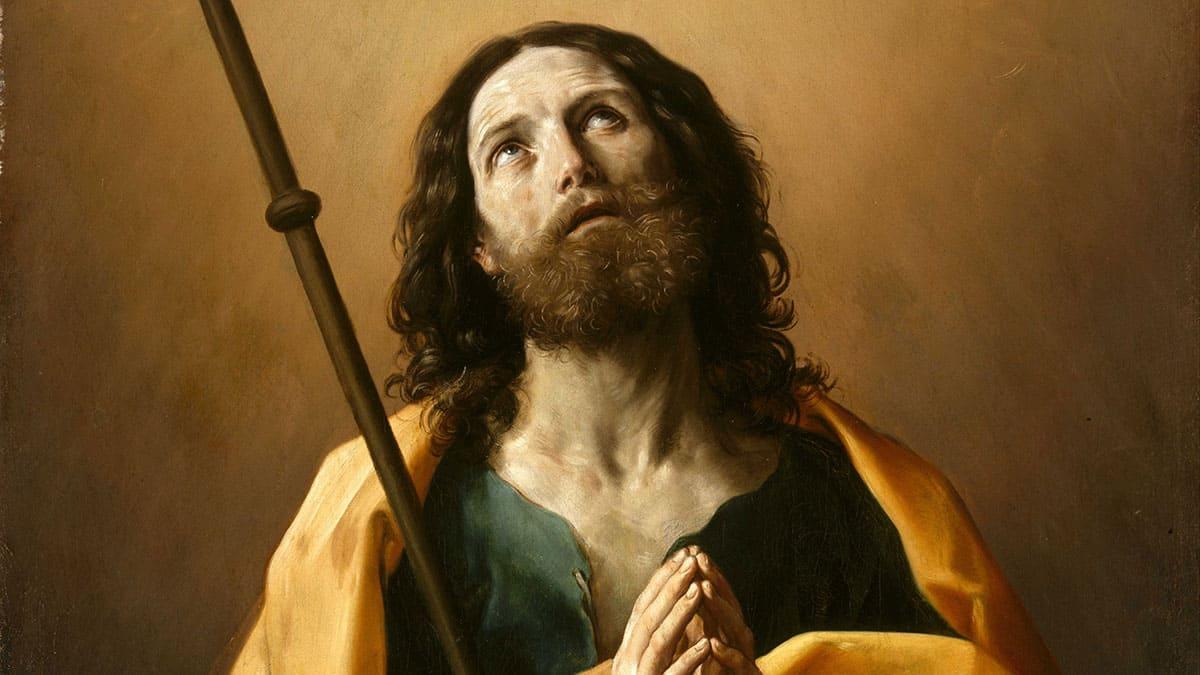 Guido Reni - Saint James the Greater - Google Art Project