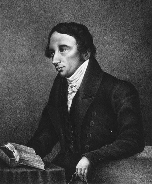 Hermann Olshausen (August 21, 1796 – September 4, 1839)