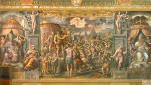 School of Raphael - Vision of the Cross