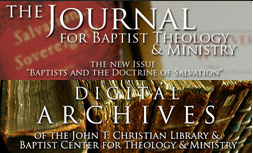 Journal for Baptist Theology and Mission